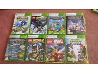 lots x box 360 games for sale