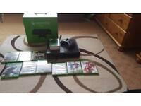 Microsoft Xbox one 1tb plus 23 games