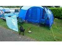 Vango 5 berth tent