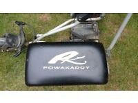 Power Caddy Seat for golf Trolley.