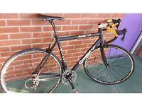 52cm CONDOR road bike w/Ksyrium wheelset
