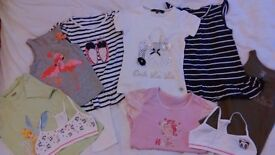 bundle of clothes 5-6 years girl