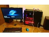 I7 5820K High end Gaming PC for sale