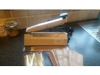 Eco Sealer with bags and Tin Ties