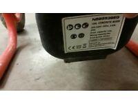 Concrete Mixer 134L Electric