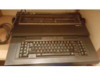 Electronic Typewriter