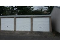 Garages to rent LEIGH ON MENDIP in Somerset - New door and roof - £16.44/wk - AVAILABLE NOW !!
