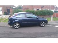 Ford focus 2005 1.6 breaking for parts