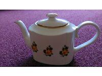 Pretty vintage teapot