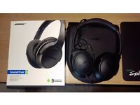 Bose SoundTrue II Full-Size Headphones with In-Line Mic/Remote for Samsung & Android Devices
