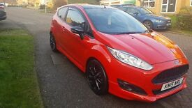 ***Ford Fiesta Zetec S 2015 1.0 Litre Red Edition-Eco Boost***