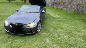 BMW Convertible HardTop 2007 85000 low Kms with RWCexcellent condition