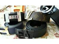 Disigner men's Belts