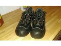 Steel Toe Cap Work Shoe