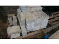 27 Aerated Blocks + a couple of half blocks