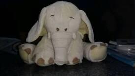 Elephant teddy