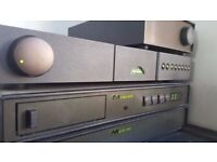 NAIM high quality British hi-fi system (Matching speakers available separately)