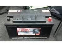 Brand New Van Battery