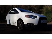2010 '10' Plate Mitsubishi Colt 1.5 Turbo Ralliart - Full Service History - only 49,000 miles!