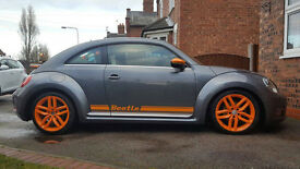 2012 62 reg VW beetle 2.0TDI Design stunning car diesel