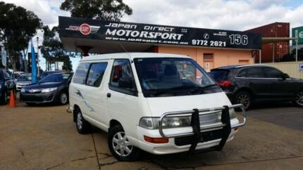 1994 Toyota Spacia People mover, Good condition Revesby Bankstown Area Preview