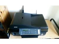 Epson colour Printer/scanner/fax/copier