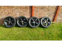 "16"" Honda Civic alloy wheels"