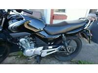 Yamaha ybr 125cc 2009
