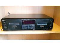 Sony TC-WE675 Twin cassette deck