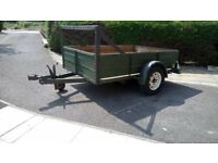 BUILDERS TRAILER FOR SALE