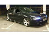 Seat Leon Cupra 180bhp Turbo, Mot July, May Swap P/X, Lots of extras....