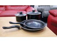 4 Pots and Pans