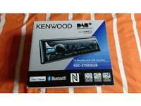 Kenwood KDC X700DAB STEREO