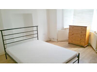 two double rooms, minutes from Turnpike Lane Station, available now