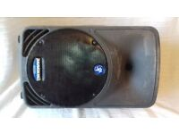 Mackie portable loud speaker/ P.A. 1000W, perfect working order, a sound monster