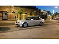 BMW 325i E46 Coupe Titanium silver - Spares and parts - Breaking Braking or Repair