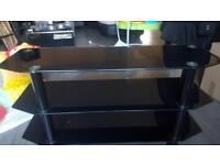 TV Stand IKEA black colour