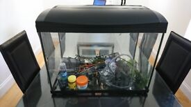 60 Litre Fish Tank and Accessories