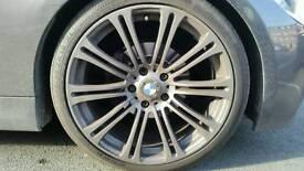 BMW 19in Alloys
