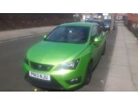 2013 SEAT IBIZA 1,2 TSI SALE OR SWAP FOR DIESEL