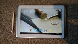 "Samsung galaxy tablet 10.1"" screen model GT-N8000"