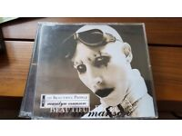 Marilyn Manson - The Beautiful People - SINGLE - RARE £3