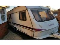 Twin Axle Elddis Crusader