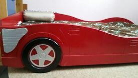 Sports Car Bed for kids