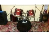 Drums Pearl Export Forum