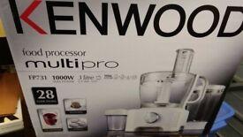 Kenwood Multi Pro food processor