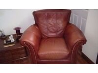 Absolutely the most gorgrous big leather chair