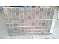 Porcelanosa Eidos Arena Gloss Mosaic Effect Wall Tiles