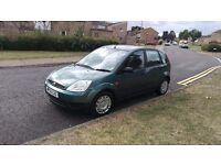 Ford Fiesta 1.4 LX 2002 5 DOOR
