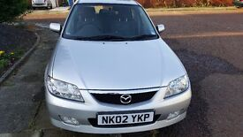 Mazda 323 1.6 GSi 5 Dr Automatic VERY LOW MILEAGE